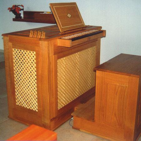 Orgelverleih