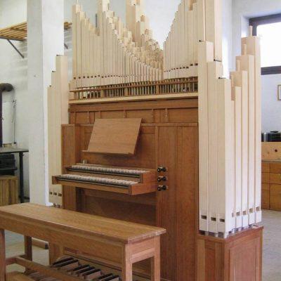 Organo da studio II/3