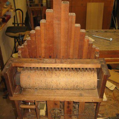 Außergewöhnliche Orgeln