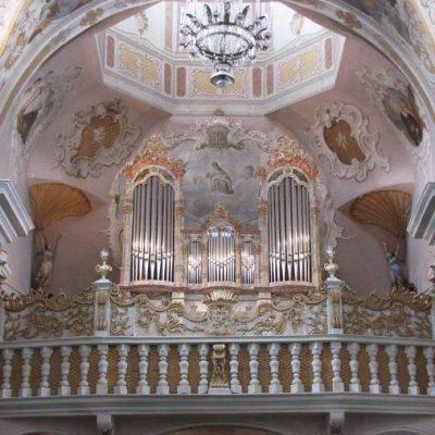 Kloster Maria Weissenstein Franz Reinisch 1900