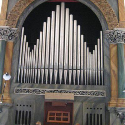 Lana Kapuzinerkirche Josef Aigner 1884