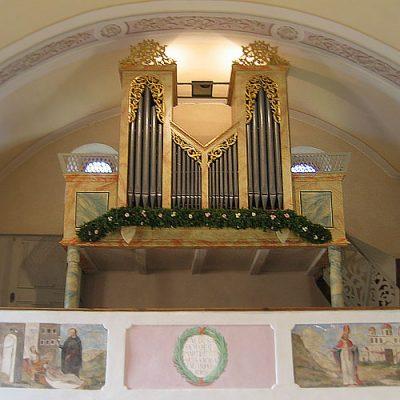 St. Martin am Kofl Josef Aigner 1886