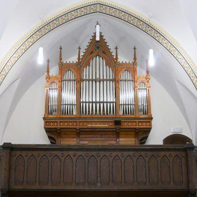 Evangelische Kirche Steyr Reorganisation